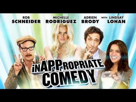 Inappropriate Comedy:   Haha, looks funny!