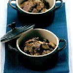 Biefstuk met champignons en whiskeysaus