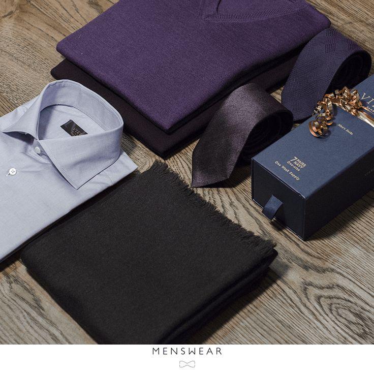 Julegave til sønnen, samboer eller kanskje svigerfar?👌  Kom innom oss for tips og inspirasjon!   #menswear #menswear_no #mensfashion #oslo #hegdehaugsveien #bogstadveien #tjuvholmen #lysaker #merino #genser #jul #julegave #fest #viero #slips #suitup #babyakpaca #skjerf #skinn #hansker