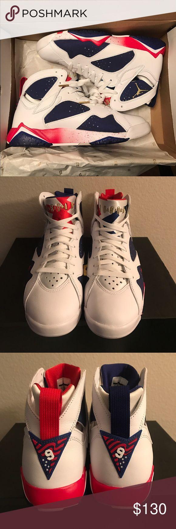 Air Jordan 7 Retro 2016 Olympic Alternate Air Jordan 7 Retro. Brand new NEVER WORN! Comes with the box. Nike Shoes Sneakers