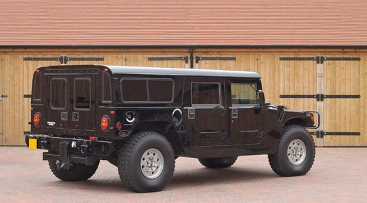 1999 Hummer H1 - Silverstone Auctions