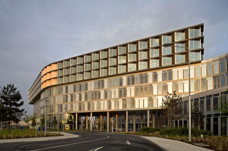 Wohnen Im Brahmsquartier: Elm Park Green & Urban Quarter Bucholz McEvoy Architects