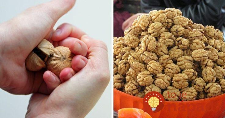 Máte doma drahé orechy? Naučte sa jednoduchý trik, ako z nich vyťažiť čo najviac!