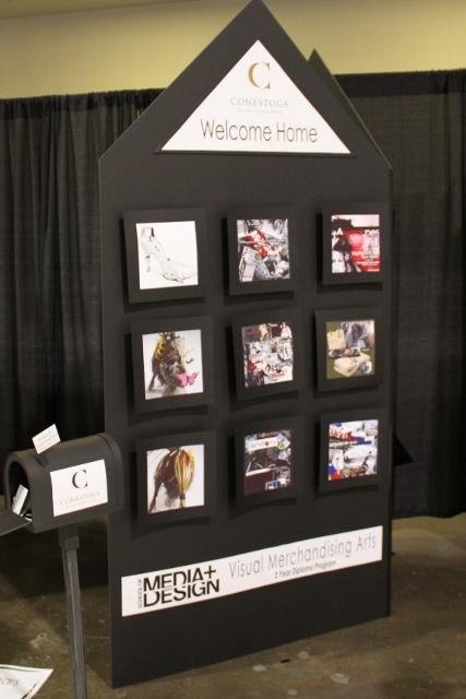 Conestoga College, Decorating Program Display at The Interior Decorating  Show. http://