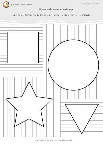 ligne ecriture maternelle a imprimer sw52 humatraffin. Black Bedroom Furniture Sets. Home Design Ideas