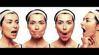 Maigrir du visage et des joues-Comment maigrir du visage et des joues ? - YouTube