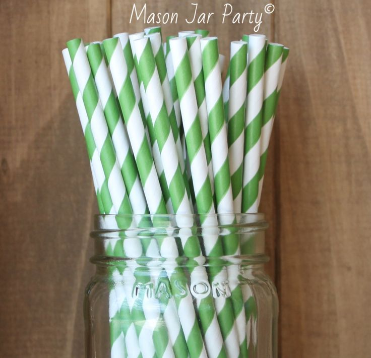 Green Paper Straws, 25 Dark Lime Green Straws, Green Party Supplies, Wedding Baby Shower Made in USA Cake Pop Sticks Table Setting Tableware by MasonJarParty on Etsy https://www.etsy.com/au/listing/248091075/green-paper-straws-25-dark-lime-green