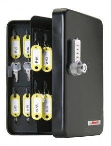 Modern Locking Key Cabinet