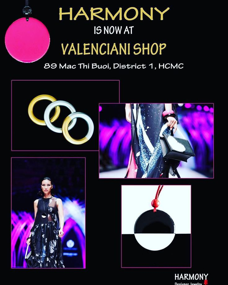 While you are traveling, HARMONY can be purchased at VALENCIANI, 89 Mac Thi Buoi street, District 1, Ho Chi Minh city, Viet Nam.Don't hesitate to contact us at harmonynecklaces@gmail.com Worldwide commercial. #harmonyneckclaces #jewelryshop #jewelryshoponline #jewellery #jewelry #designer #handmade #diy #follow4follow #like4like #inspiration #jewelrydesigner #saigon #vietnam #travel #fineart #handmadejewelry #wanderlust #pinkladies #vsco #vscocam #designfor
