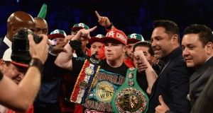 Canelo vs. Khan 2016 results: Canelo Alvarez crushes Amir Khan in PPV main event