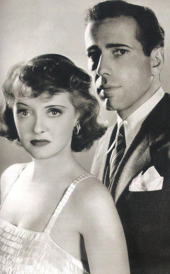 Betty Davis eyes and Bogie