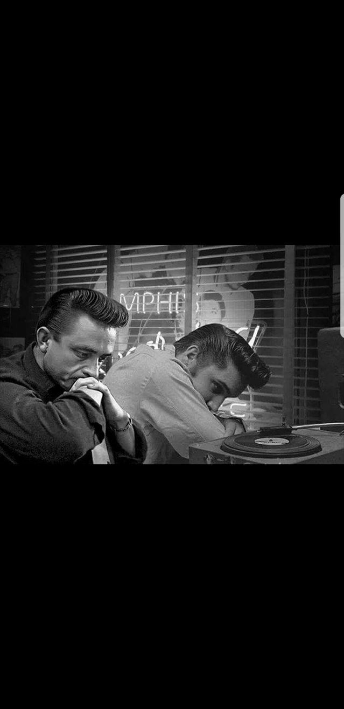 JOHNNY CASH & ELVIS +: SONIDOS DIVINOS ...