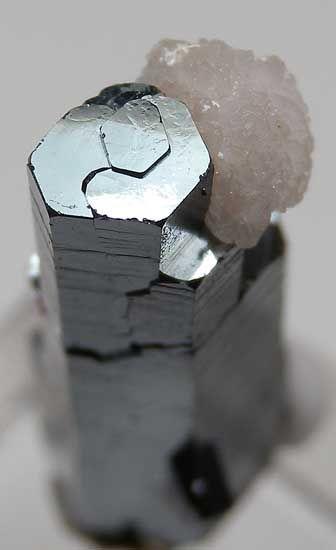 Hematite from N'Chwanning Mine, Kuruman, South Africa / Mineral Friends <3