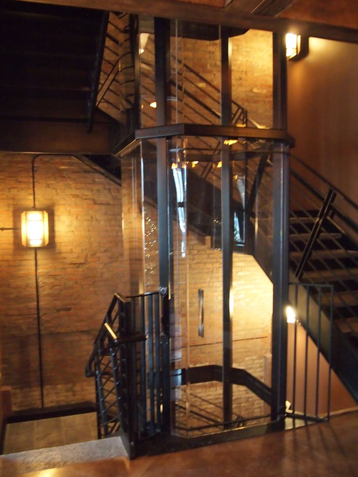 9 best images about visilift glass elevators in rustic for Elevator house