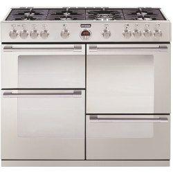 Stoves Sterling R1100GT 110cm Gas Range Cooker 444440799   Appliances Direct