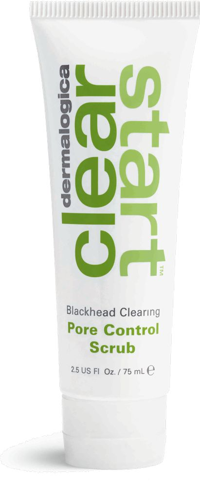 Blackhead Clearing Pore Control Scrub