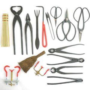 ThinkBamboo Bonsai 16pc Master Tool Set by ThinkBamboo - Bonsai. $68.88