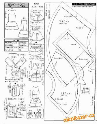 opět spousta střihů z japonských webových stránek ......