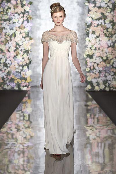Winter Wedding Gowns - Winter Wedding Dresses   Wedding Planning, Ideas & Etiquette   Bridal Guide Magazine