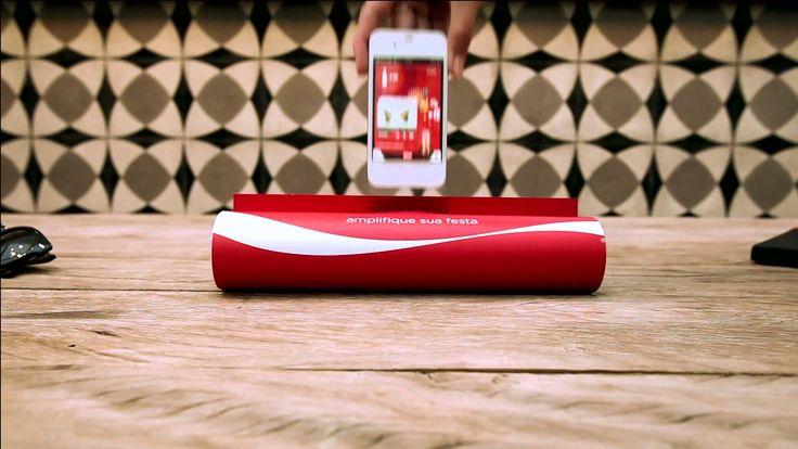 Ficha técnica Título: Amplificador Cliente: Coca-Cola Produto: Coca-Cola FM Chief Creative Officer: Ricardo John Direção Executiva de Criação: Ricardo John e...