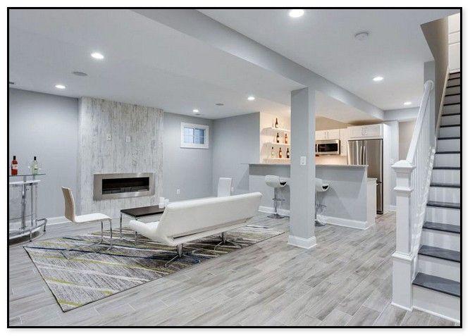 55 Top Modern Basement Design Ideas Basement Living Rooms Basement Remodeling Modern Basement