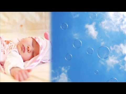 Vodní bubliny zvuk - meditace, spánku bílý šum