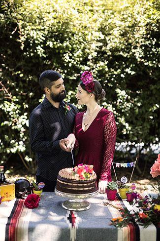 Pop up wedding fiesta nz // Skinny Love Weddings // Fiesta de Amor //