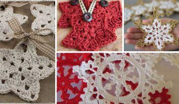 Etoile au Crochet Très Facile