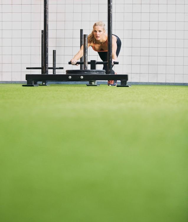 The Prowler Sled is an essential for high level athletes, with amazing and unique benefits that can suit almost any of your fitness needs!