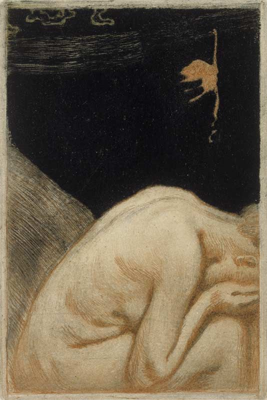 Akseli Gallen-Kallela, The Swan of Tuonela, 1905