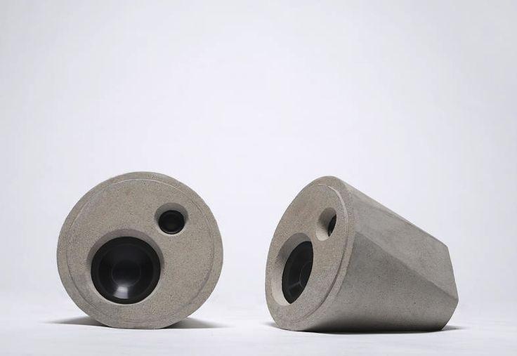 concrete speakers - Google zoeken