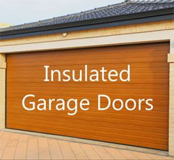 Insulate garage doors increases the thermal comfort of interior garage door, steel line garage doors Perth  & provides additional barrier against noise and moisture infiltration.