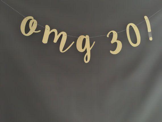 Best 25 30th birthday presents ideas on pinterest 30 for 30th birthday decoration