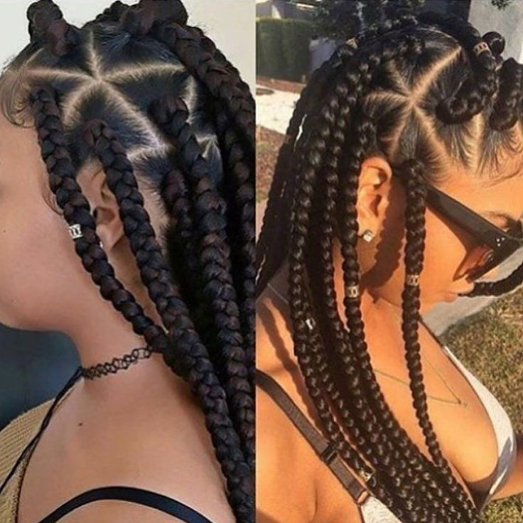 Get READY for SUMMER with these looks! Click for the TOP 10 Summer Braid Hairstyles for Black Women ... All Eyez on you at any summer event! Only on ManeGuru.com