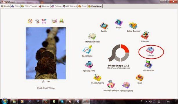 Mengganti Background Foto Atau Gambar Lewat Photoscape Gambar Warna Photoshop