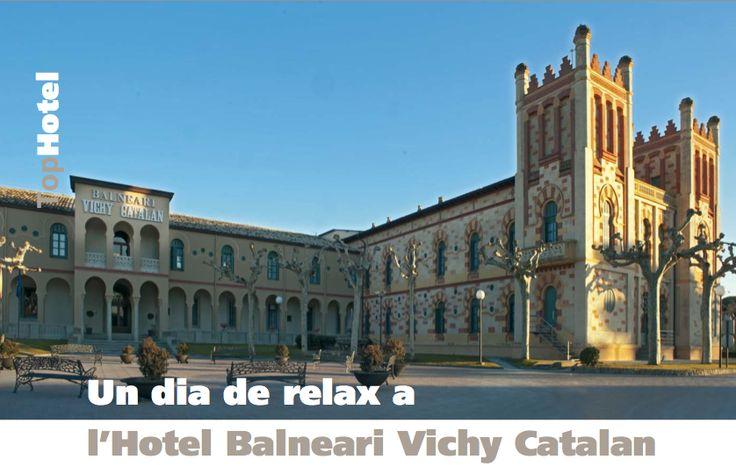 Hotel Balneari Vichy Catalan *** (Av. Dr. Furest, 32 - Caldes de Malavella).És el lloc ideal per desconnectar de la rutina diària i gaudir d'un dia de descans. It's the perfect place to disconnect from the routine and enjoy a fantanstic relaxing day.  TopGirona nº43