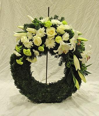 21 best Funeral flowers - Begravningsblommor images on Pinterest ...