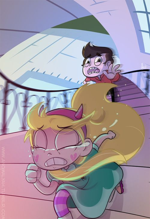 This episode was beautiful: too many and interesting twists …but at the same time it broke me in 10,000 pieces~ Losing Star will change Marco! Chasing her, up those stairs, he has already realized how important she is for him! It just question of...