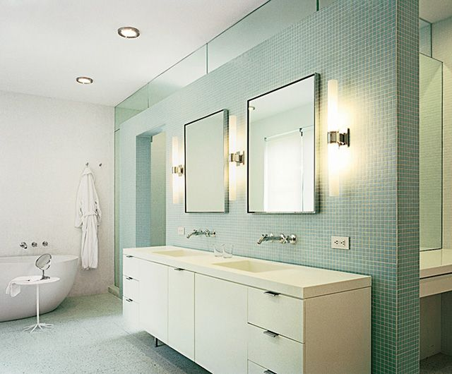 25 best Bathroom Lighting images on Pinterest | Bathroom lighting ...