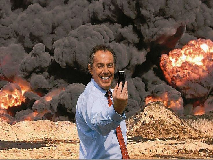 """Tory Attorney General says Tony Blair has """"implied immunity"""" from prosecution – are British Governments above the law?"""