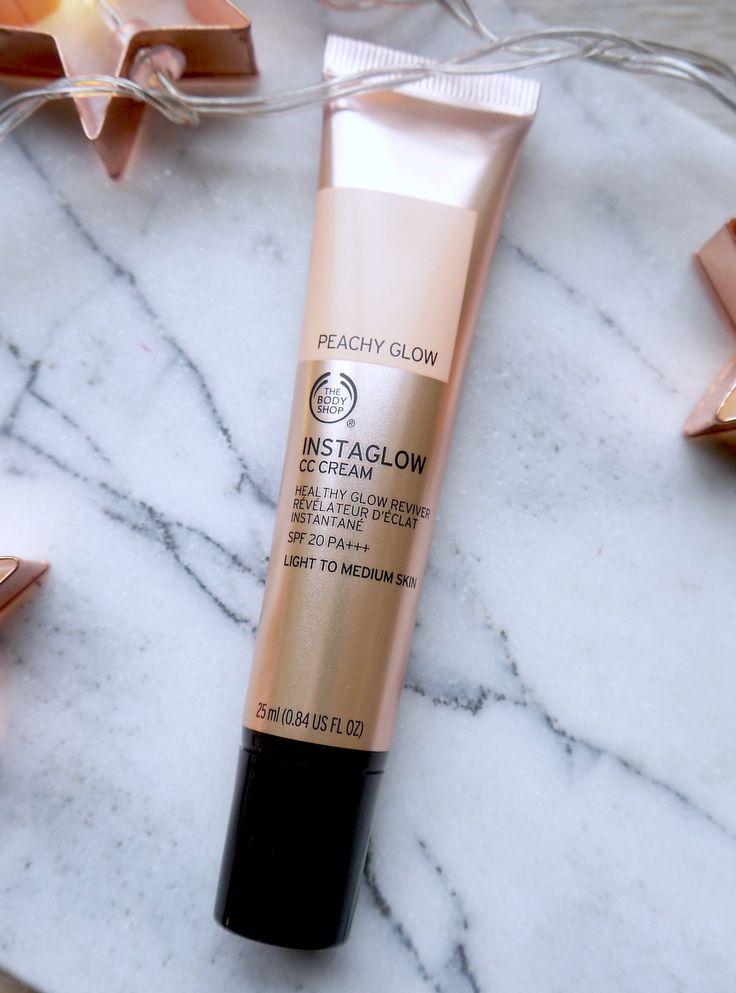 The Body Shop Instaglow CC Cream - Peachy Glow