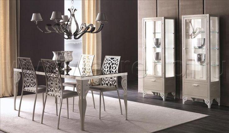 Композиция столовые комнаты KALEIDO, производитель CORTE ZARI, коллекция ZOE – элитная мебель из Италии в салоне «ARREDO»