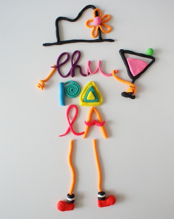 Handmade Typography by Pablo Alfieri