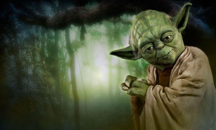 Yoda Life-Size Figure: sideshowtoys.com