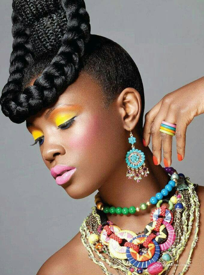 how to grow african hair without plaiting