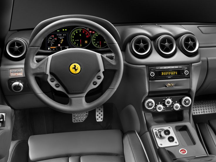 Ferrari 612 Scaglietti One-to-One Program '2008–11
