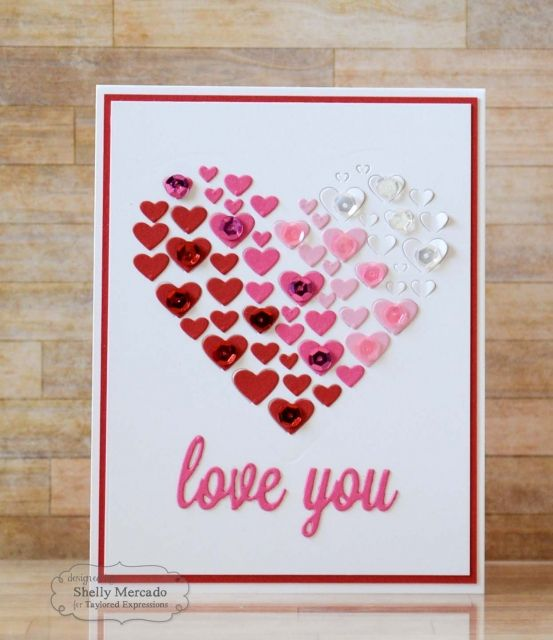 757 best Valentineu0027s Day Cards\/Ideas images on Pinterest - valentines day cards