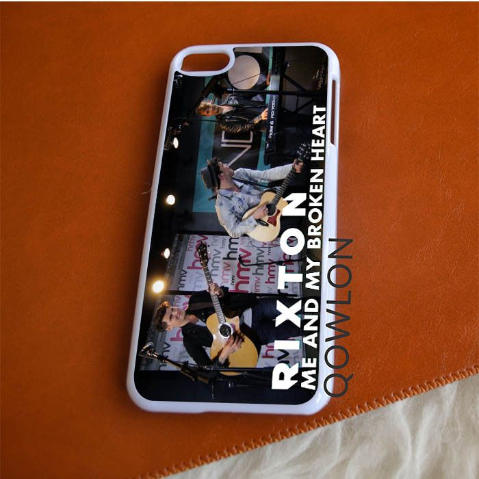 Rixton Me and My Broken Heart Concert iPod Touch 6 | 6TH GEN Case