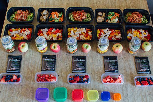 Meal Prep Monday Week 23
