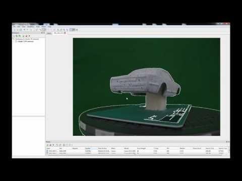 Agisoft photoscan - Scanner un objet avec un appareil photo (english sub ) - YouTube